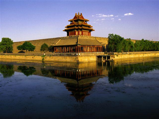 The Forbiden City, Beijing