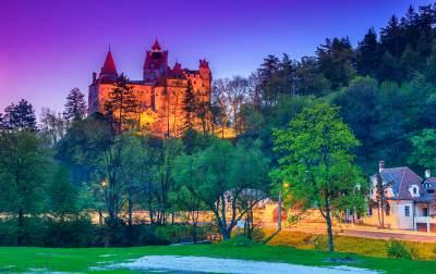 Bran castle 400x252