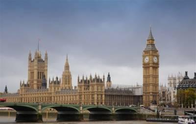 אנגליה - בית הפרלמנט