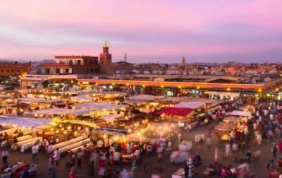 מרוקו - תמונת נוף עירונית