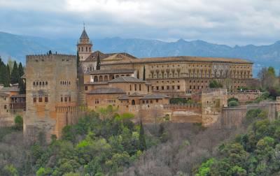 ספרד - אלהמברה