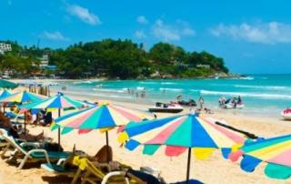 תאילנד - חוף הים