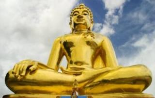 תאילנד - בודהה