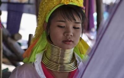 תאילנד - שבטי הילדים