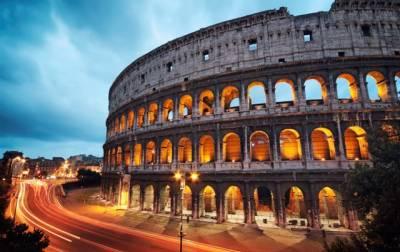 איטליה -קולוסאום