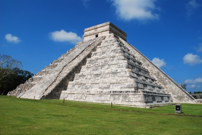 מקסיקו - פירמידה צ'יצ'ן איצה