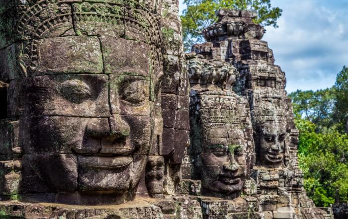 מקדשים בקמבודיה