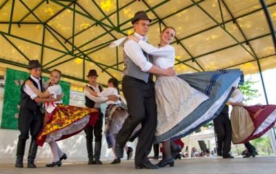 אוסטריה - ריקודים מסורתים