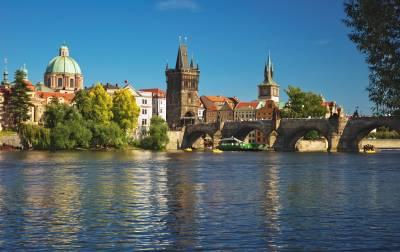 צ'כיה - תמונת גשר קארל