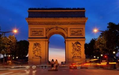 צרפת - פריז - שער הנצחון