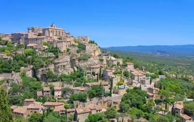 גורדס -דרום צרפת