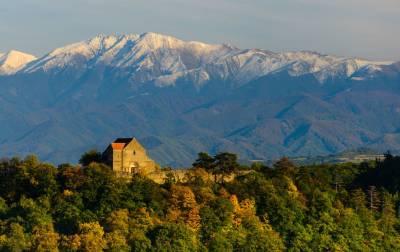טיול מאורגן לרומניה, הרי הקרפטים BC