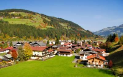אוסטריה - טירול תמונת נוף