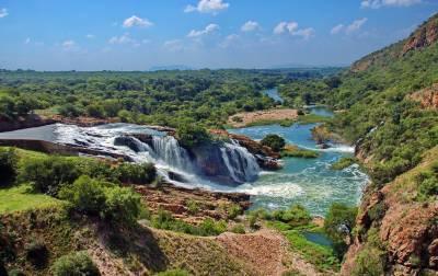 דרום אפריקה - נהר