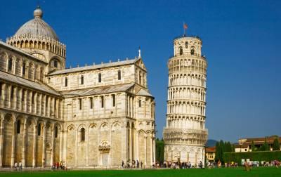 איטליה - מגדל פיזה