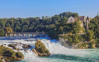טיול משפחות לשווייץ, היער השחור וצרפת