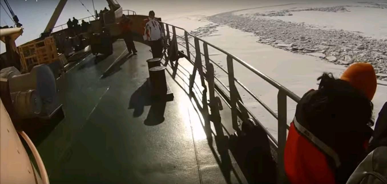 לפלנד - ספינה שוברת קרח